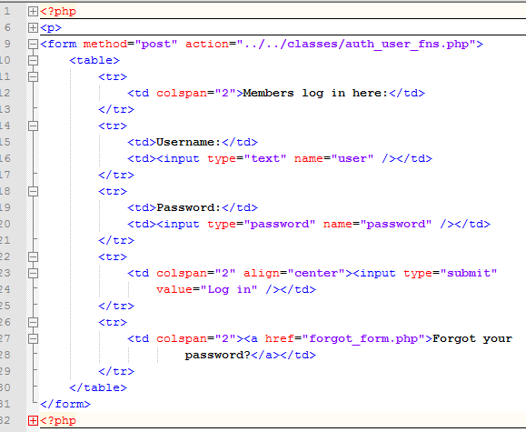 develope a web based cms using php